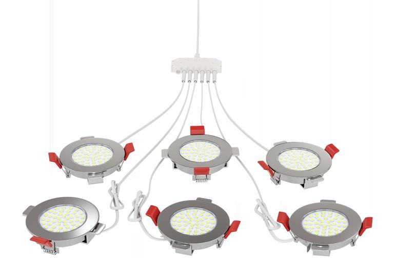 COMPACT LED SPOT